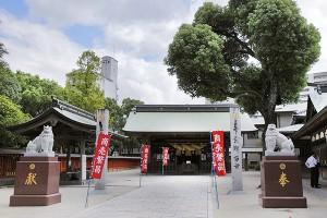 新酒奉納祈願と振舞酒 於 十日恵比須神社